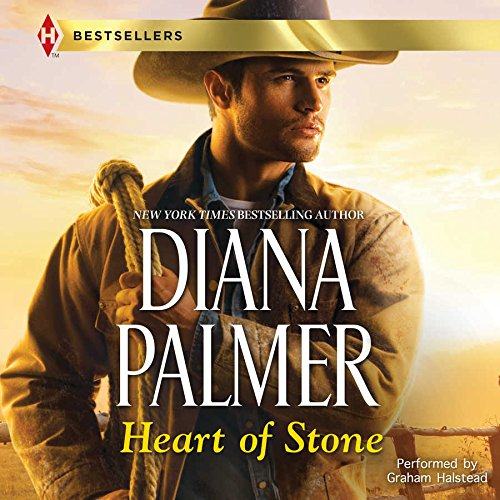 Heart of Stone (Long, Tall Texans): Diana Palmer
