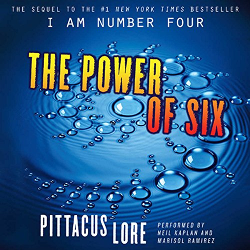 9781504653183: The Power of Six (Lorien Legacies, Book 2) (I Am Number Four)