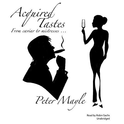 9781504654531: Acquired Tastes