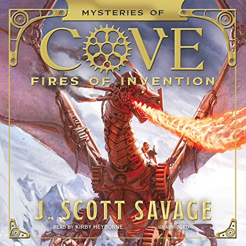 Fires of Invention -: J. Scott Savage