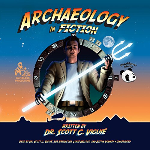 Archaeology in Fiction -: Scott C. ViguiÃ
