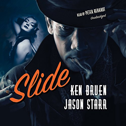 Slide: 6 (Max and Angela): Jason Starr; Ken Bruen