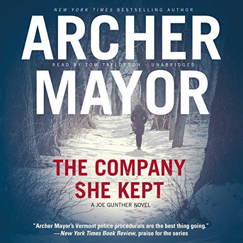 9781504676083: The Company She Kept (Joe Gunther Mysteries, Book 26) (The Joe Gunther Mysteries)