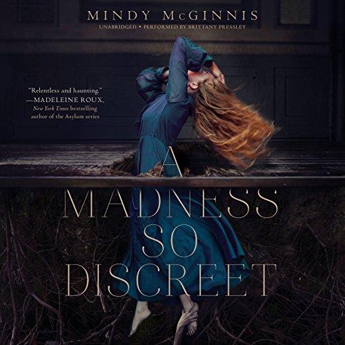A Madness So Discreet: Mindy McGinnis