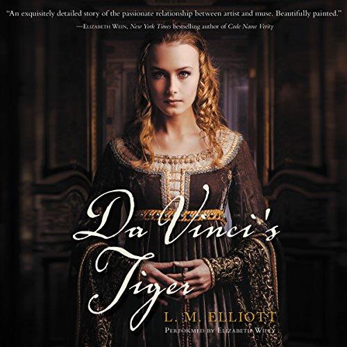 Da Vinci's Tiger -: L. M. Elliott