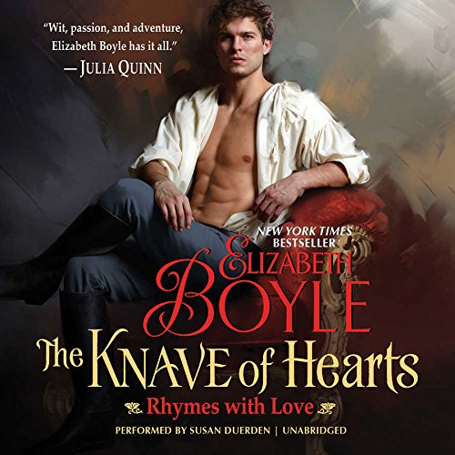 The Knave of Hearts: Rhymes With Love: Boyle, Elizabeth/ Duerden, Susan (Narrator)