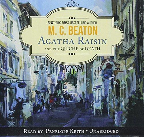9781504700931: Agatha Raisin and the Quiche of Death (Agatha Raisin Mysteries, Book 1)