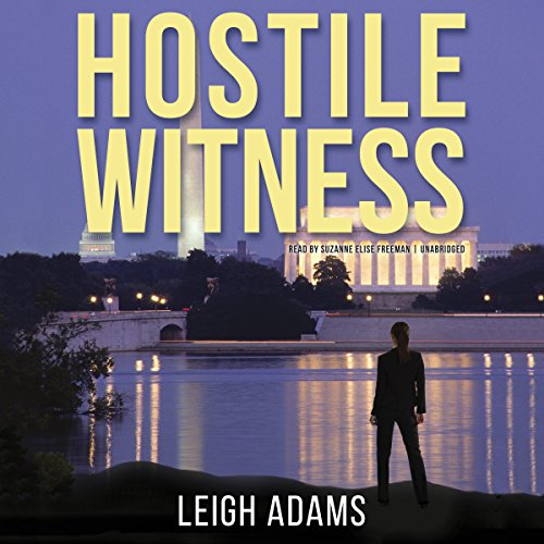 Hostile Witness: A Kate Ford Mystery (Kate: Leigh Adams