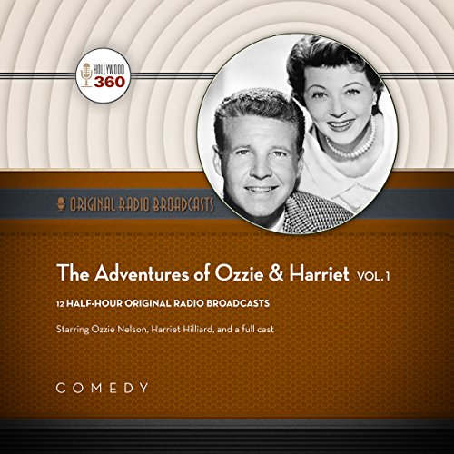 The Adventures of Ozzie & Harriet, Vol. 1 (Compact Disc)