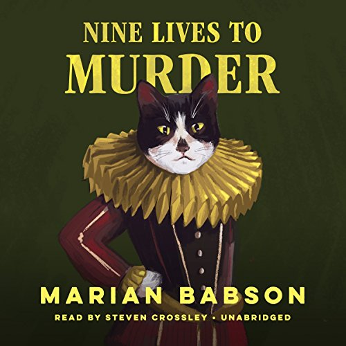 Nine Lives to Murder (Compact Disc): Marian Babson