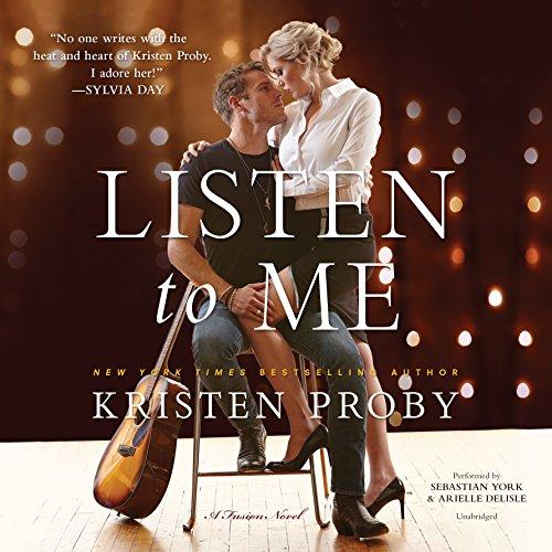 9781504730891: Listen to Me: A Fusion Novel (Fusion Series, Book 1)