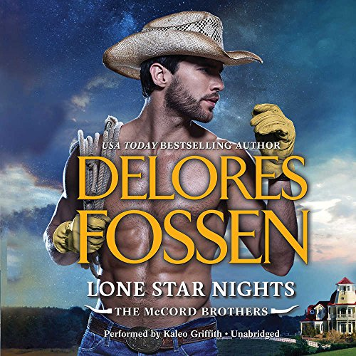 9781504737524: Lone Star Nights: (The McCord Brothers, #2)