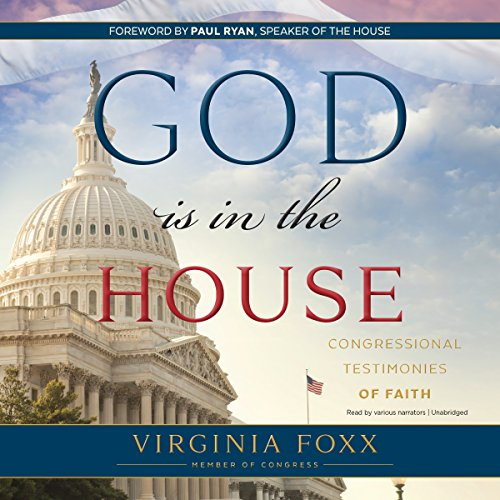 9781504742191: God Is in the House: Congressional Testimonies of Faith