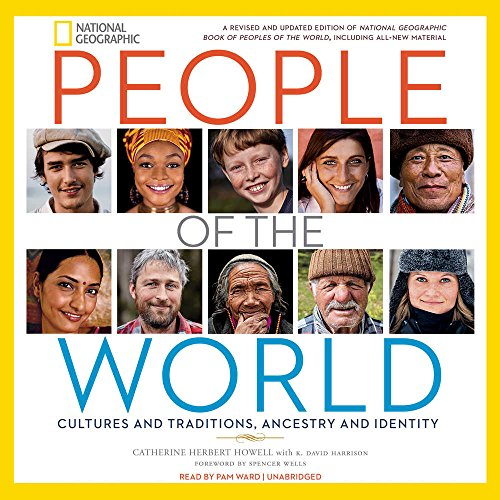9781504748551: People of the World: Cultures and Traditions, Ancestry and Identity