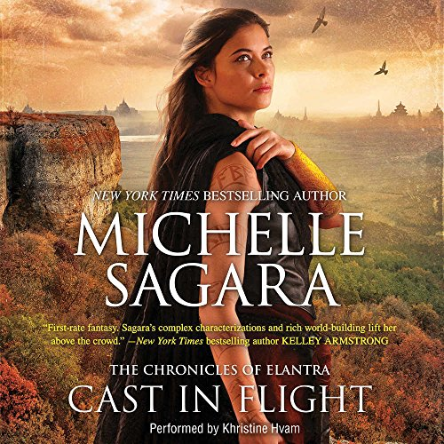 9781504748803: Cast in Flight (Chronicles of Elantra)