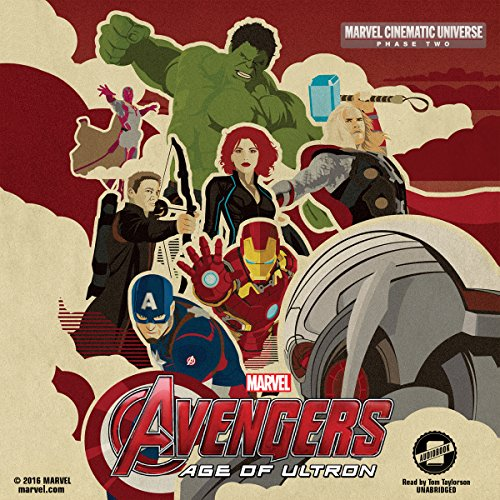 9781504755191: Phase Two: Marvel's Avengers: Age of Ultron (Marvel Cinematic Universe: Phase Two)