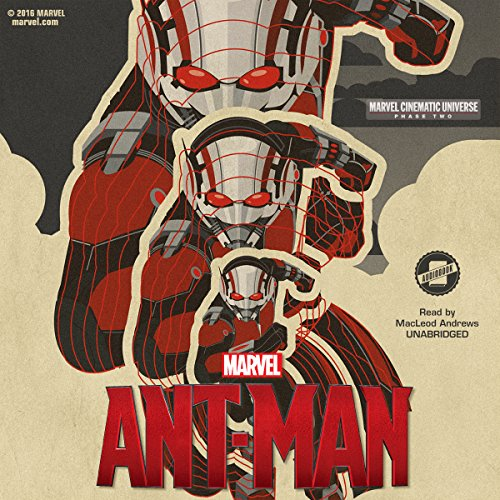 9781504755375: Phase Two: Marvel's Ant-Man (Marvel Cinematic Universe: Phase Two)