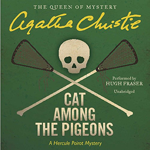 Cat among the Pigeons -: Agatha Christie