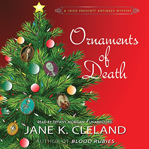 9781504771238: Ornaments of Death (Josie Prescott Antiques Mysteries, Book 10)