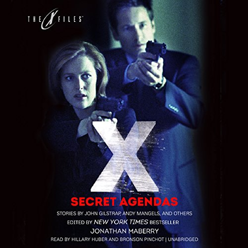 9781504777353: Secret Agendas: X-Files, Volume Three (X-Files Anthologies, Book 3)