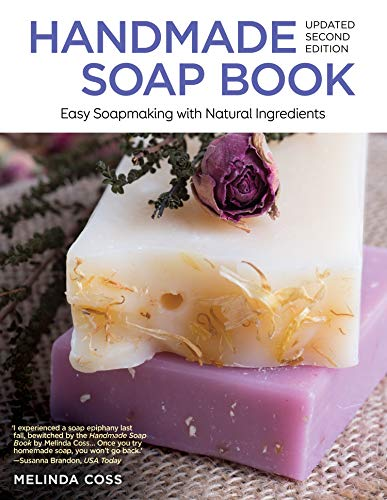 9781504800228: Handmade Soap Book, Updated 2nd Edition: Easy Soapmaking with Natural Ingredients