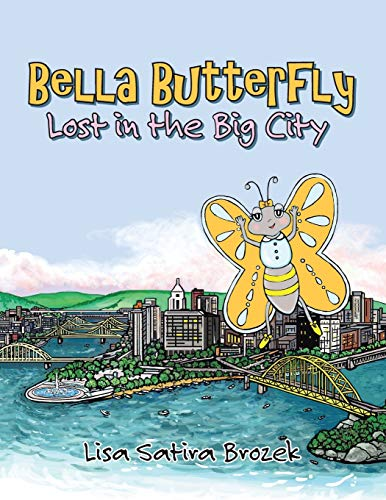 9781504902236: Bella Butterfly: Lost in the Big City