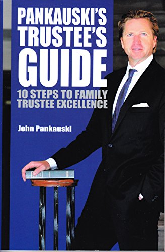 9781504903332: Pankauski's Trustee's Guide