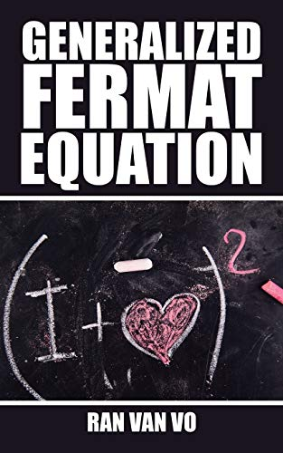 Generalized Fermat Equation (Paperback): Ran Van Vo