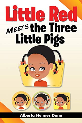 9781504954235: Little Red Meets the Three Little Pigs
