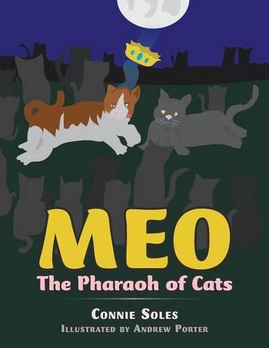 9781504962247: Meo: The Pharaoh of Cats