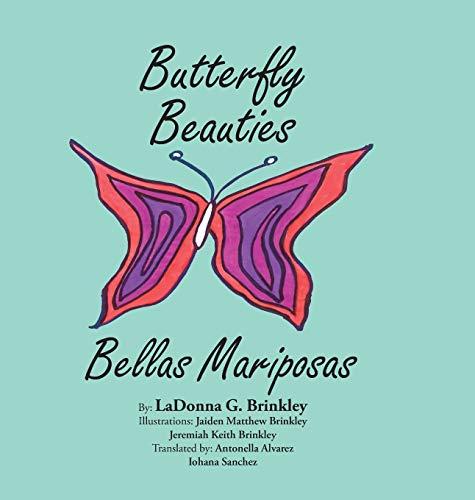 9781504963565: Butterfly Beauties: Bellas Mariposas