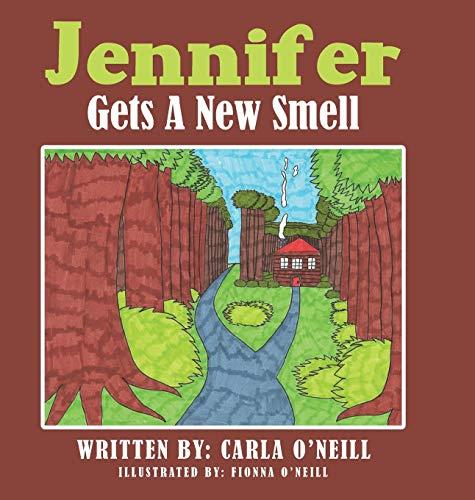 9781504968256: Jennifer Gets A New Smell