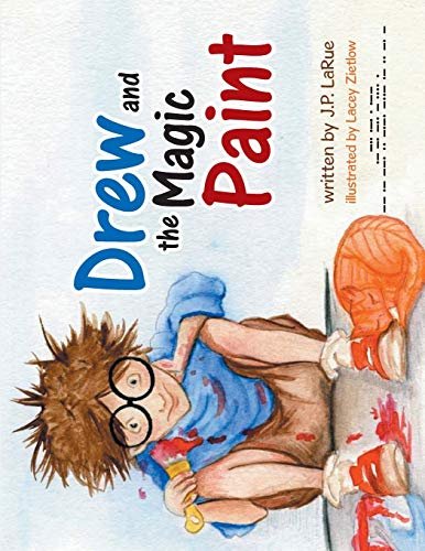 9781504969710: Drew and the Magic Paint