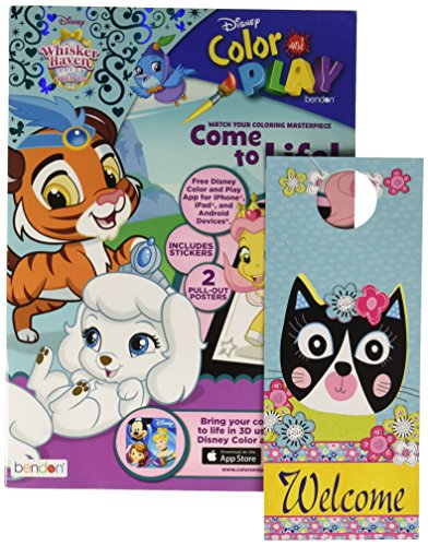 9781505003970: Palace Pets Color & Play Ultimate Activity Book