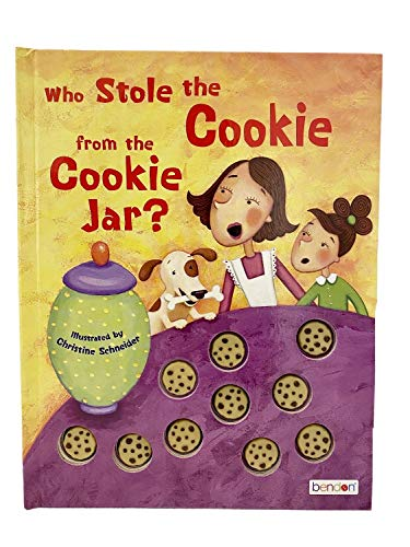 9781505056273: Who Stole the Cookie from the Cookie Jar?
