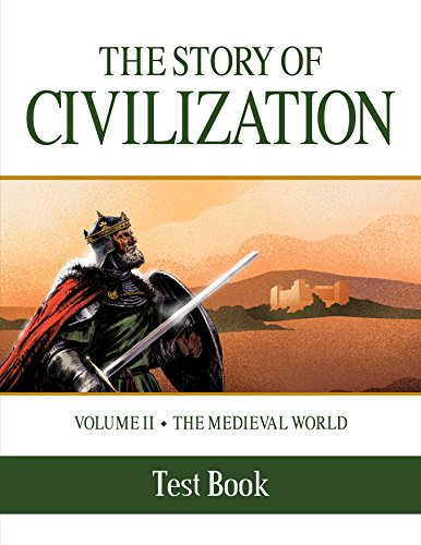 9781505105773: The Story of Civilization: The Medieval World Test Book: 2