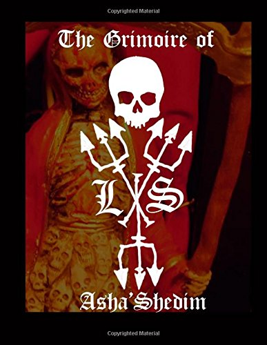 9781505200744: The Grimoire of Asha'Shedim