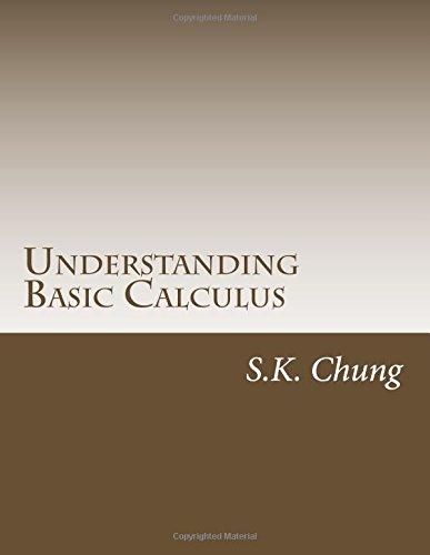 9781505204926: Understanding Basic Calculus