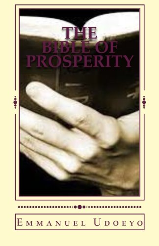 9781505213348: The Bible of Prosperity: An Ancient Secret Code for Wealth