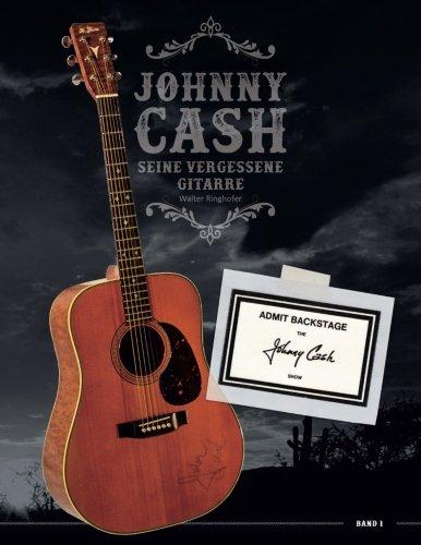 9781505221725: Johnny Cash: Seine vergessene Gitarre