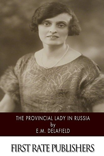9781505225877: The Provincial Lady in Russia