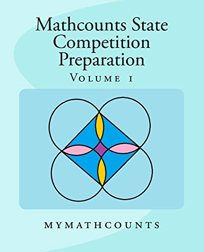 Mathcounts State Competition Preparation Volume 1 (Paperback): Yongcheng Chen