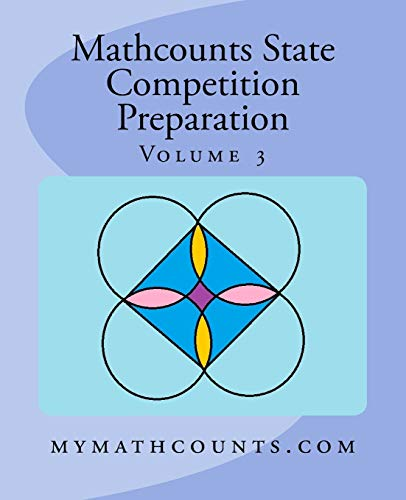Mathcounts State Competition Preparation Volume 3 (Paperback): Yongcheng Chen