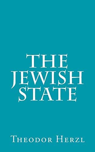 9781505260427: The Jewish State