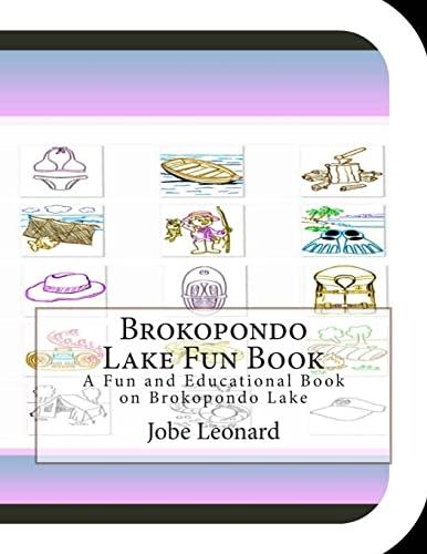 Brokopondo Lake Fun Book: A Fun and: Leonard, Jobe