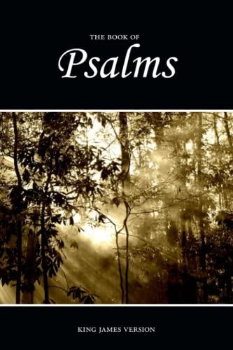 Psalms (KJV) (The Holy Bible, King James Version) (Volume 19): Sunlight Desktop Publishing
