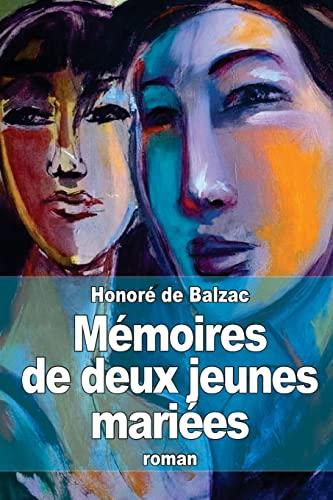 9781505278026: Mémoires de deux jeunes mariées (French Edition)