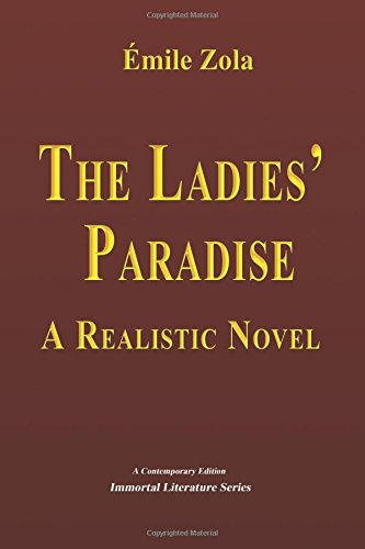 9781505280784: The Ladies' Paradise: A Realistic Novel
