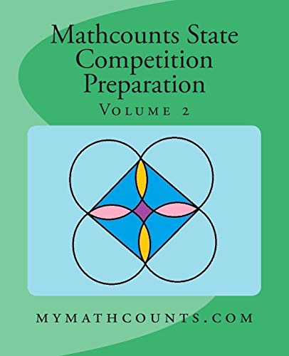 Mathcounts State Competition Preparation Volume 2 (Paperback): Yongcheng Chen
