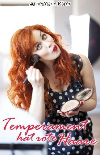 9781505315097: Temperament hat rote Haare